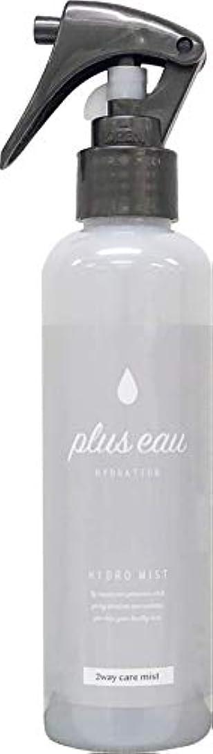 シェーバー苦水素plus eau (プリュスオー) ハイドロミスト HYDRO MIST 髪のブースター導入液