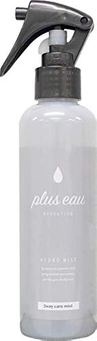 調和のとれた溢れんばかりの高めるplus eau (プリュスオー) ハイドロミスト HYDRO MIST 髪のブースター導入液