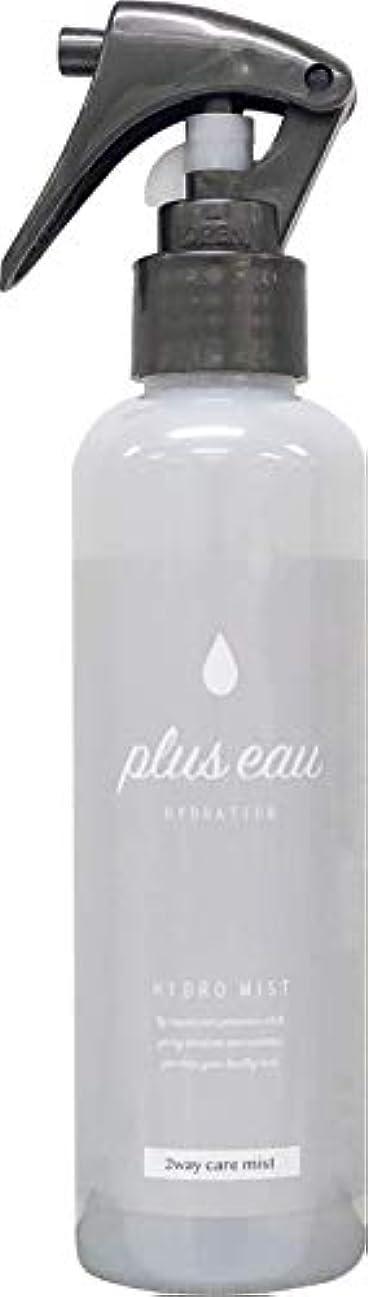 上げるドナー荷物plus eau (プリュスオー) ハイドロミスト HYDRO MIST 髪のブースター導入液
