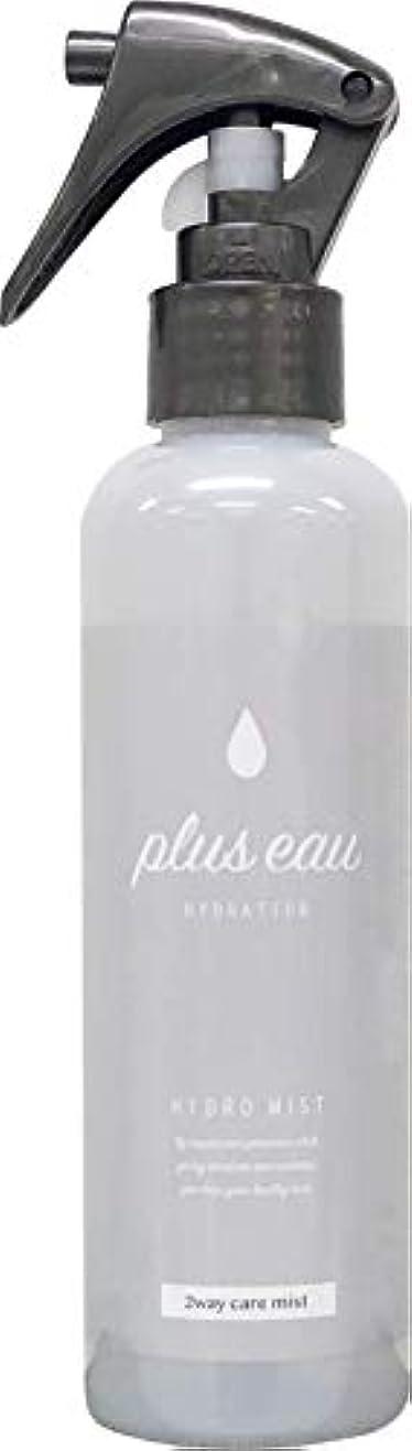 練る時間厳守死の顎plus eau (プリュスオー) ハイドロミスト HYDRO MIST 髪のブースター導入液