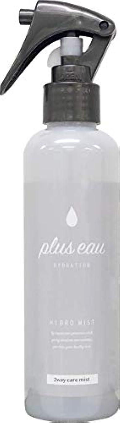 アレルギー薬用大きなスケールで見るとplus eau (プリュスオー) ハイドロミスト HYDRO MIST 髪のブースター導入液