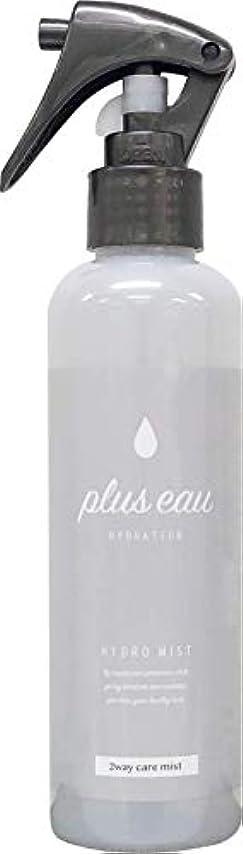 ルネッサンスやむを得ない物思いにふけるplus eau (プリュスオー) ハイドロミスト HYDRO MIST 髪のブースター導入液