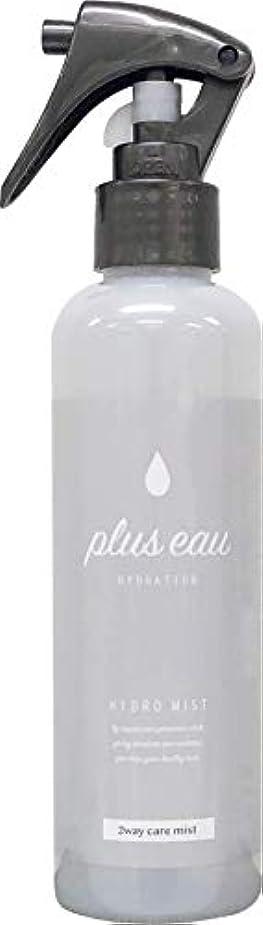 フリース欲望修理可能plus eau (プリュスオー) ハイドロミスト HYDRO MIST 髪のブースター導入液