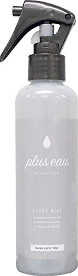 写真を描く鼻魅了するplus eau (プリュスオー) ハイドロミスト HYDRO MIST 髪のブースター導入液