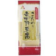 信濃雪 こだわり高野豆腐 6個入96g ×10セット