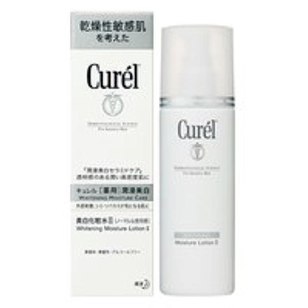 口述測る可動式花王 キュレル美白化粧水2(ノーマルな使用感)