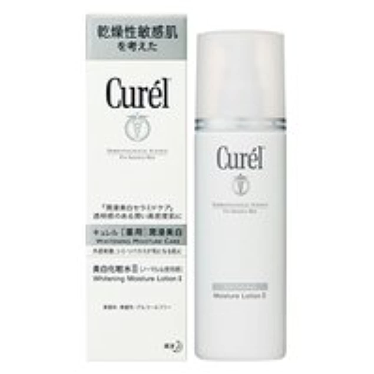 うれしい豊富恐ろしいです花王 キュレル美白化粧水2(ノーマルな使用感)