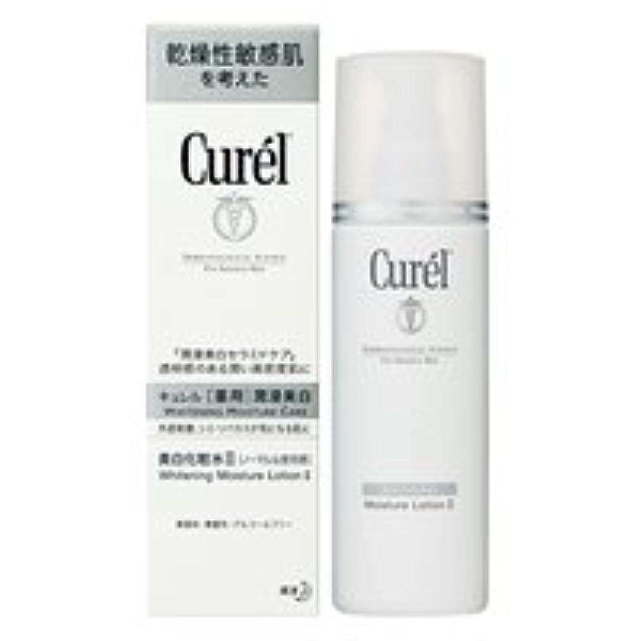 革命的通信する海外花王 キュレル美白化粧水2(ノーマルな使用感)