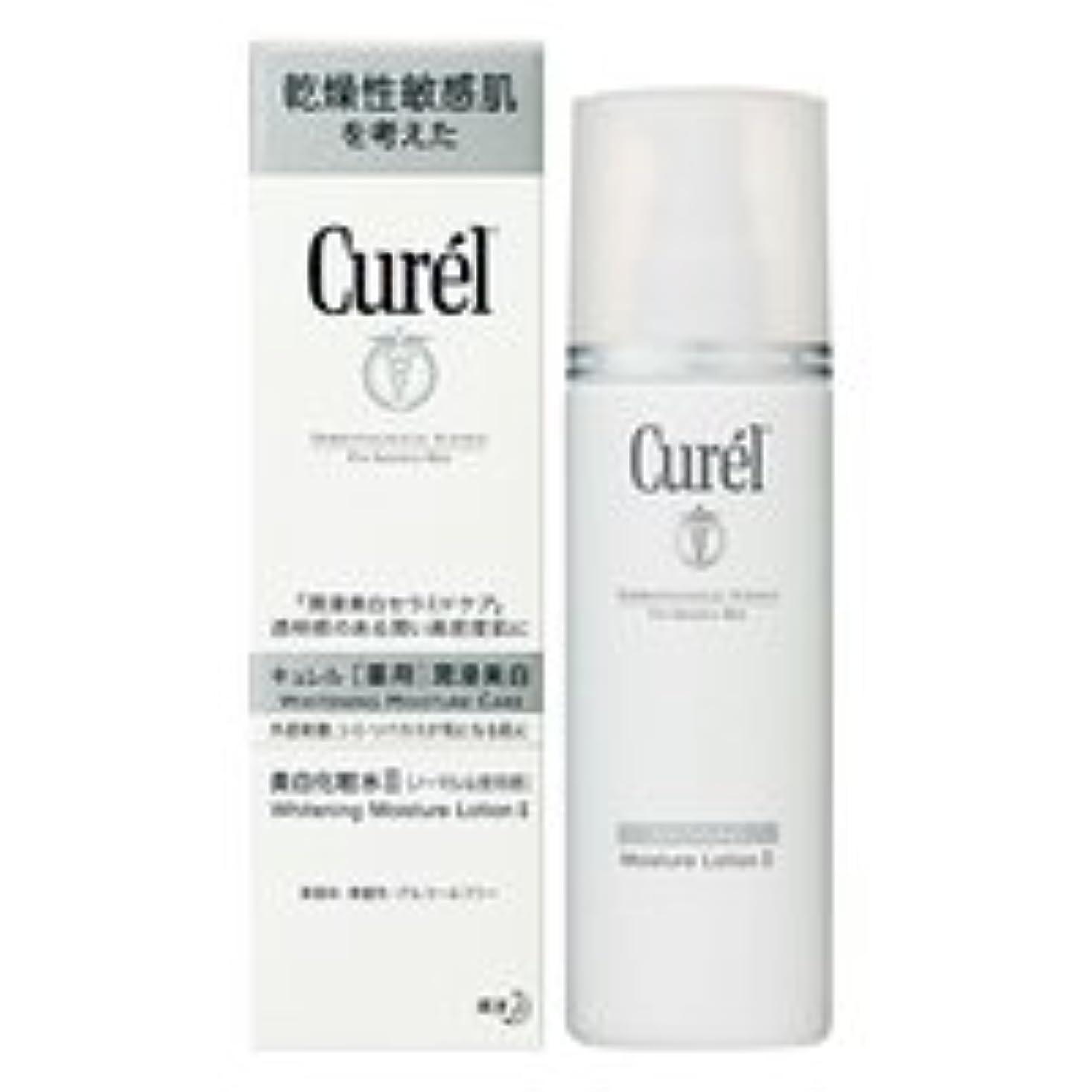 挑むエール避難する花王 キュレル美白化粧水2(ノーマルな使用感)