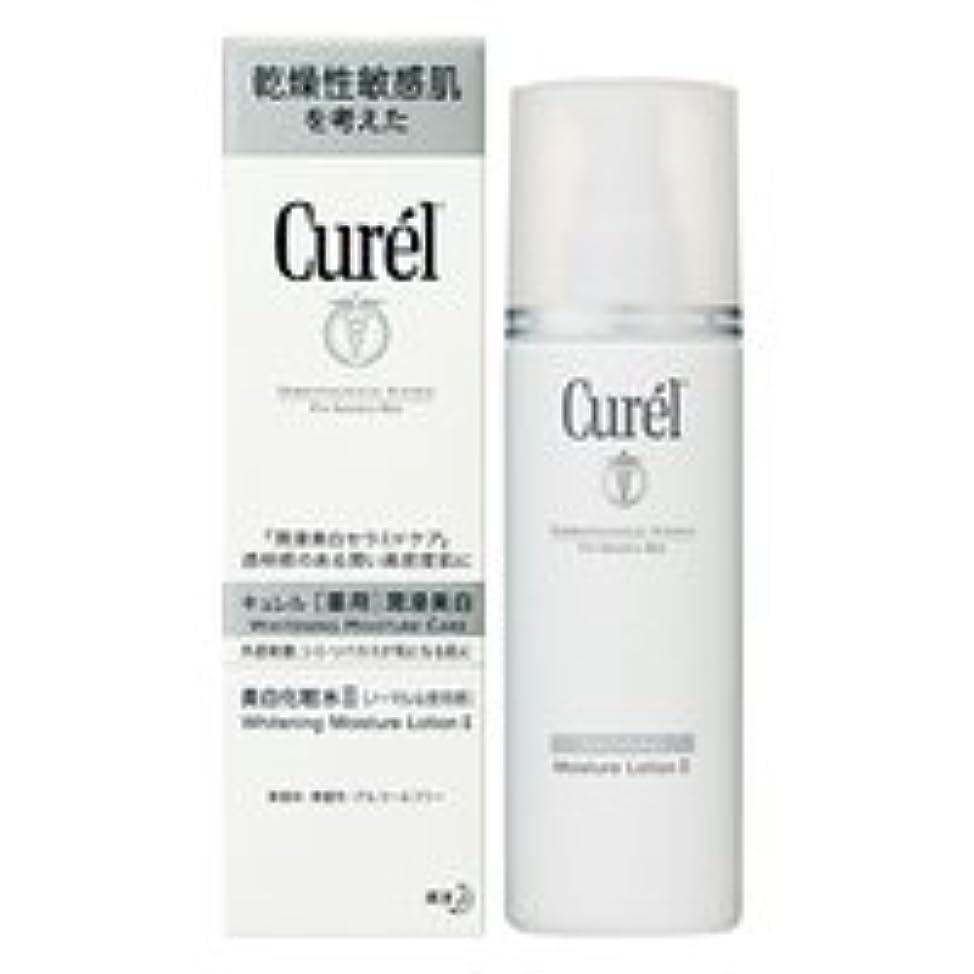 リテラシー訴えるトランジスタ花王 キュレル美白化粧水2(ノーマルな使用感)