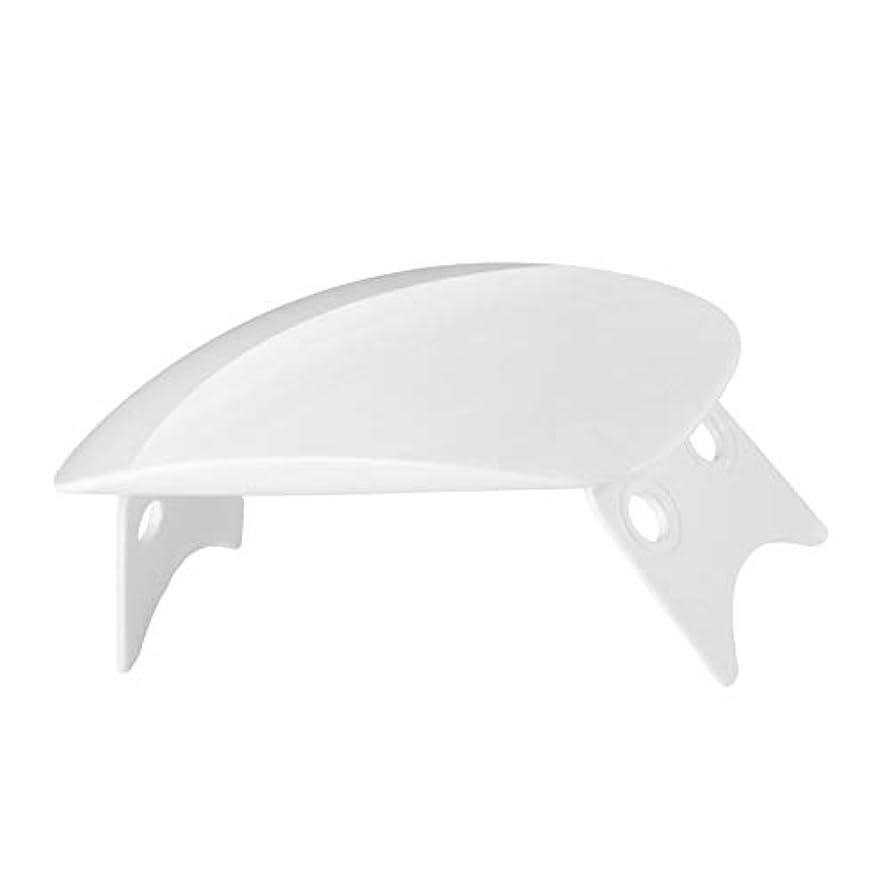 株式野心艶UVランプ1セットマニキュアミニLEDの第2のタイミングを備えたランプUSB USBインジケータランプ光線療法ゲルマニキュア乾燥機を硬化6ワット(45秒/ 60秒ホワイト)