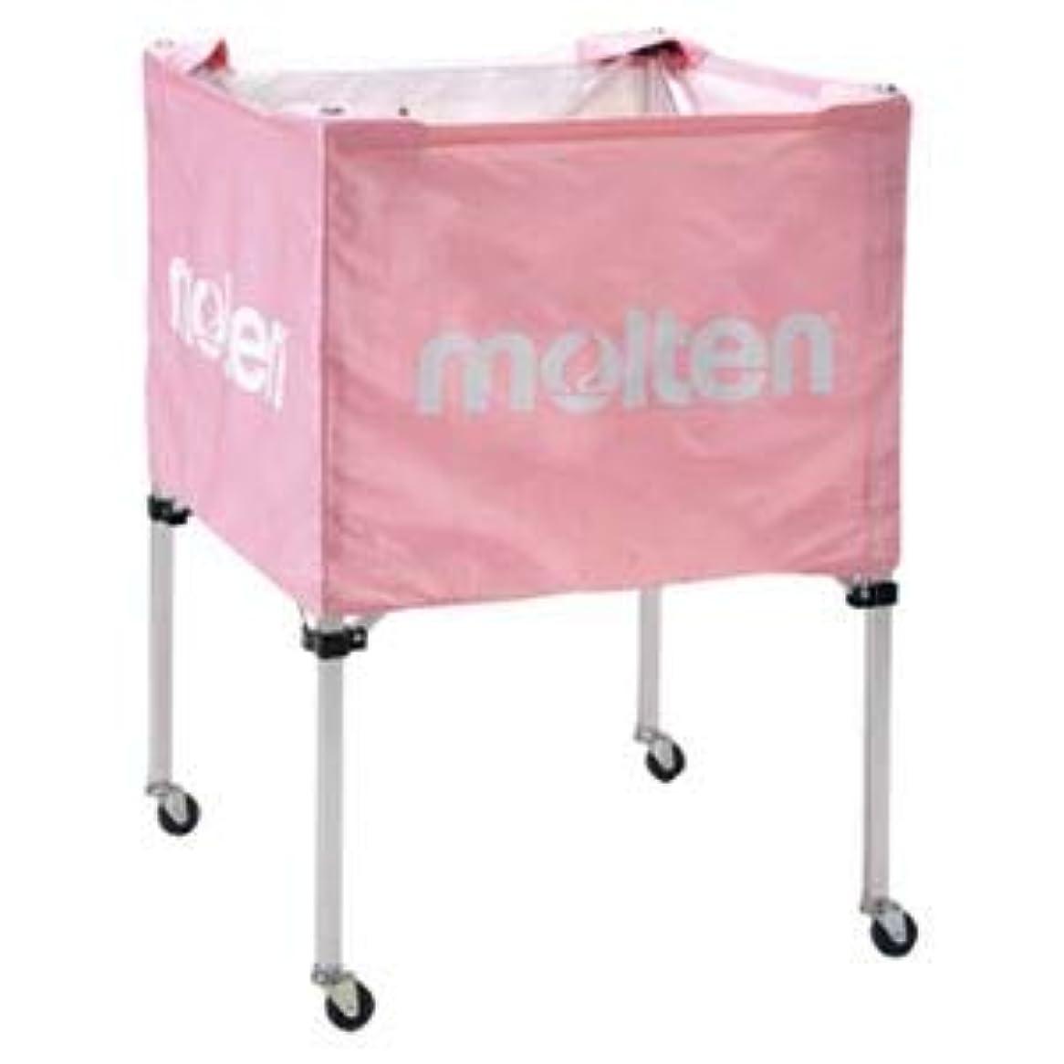 達成関数パンフレットモルテン(Molten) 折りたたみ式ボールカゴ(中?背低) ピンク BK20HLPK