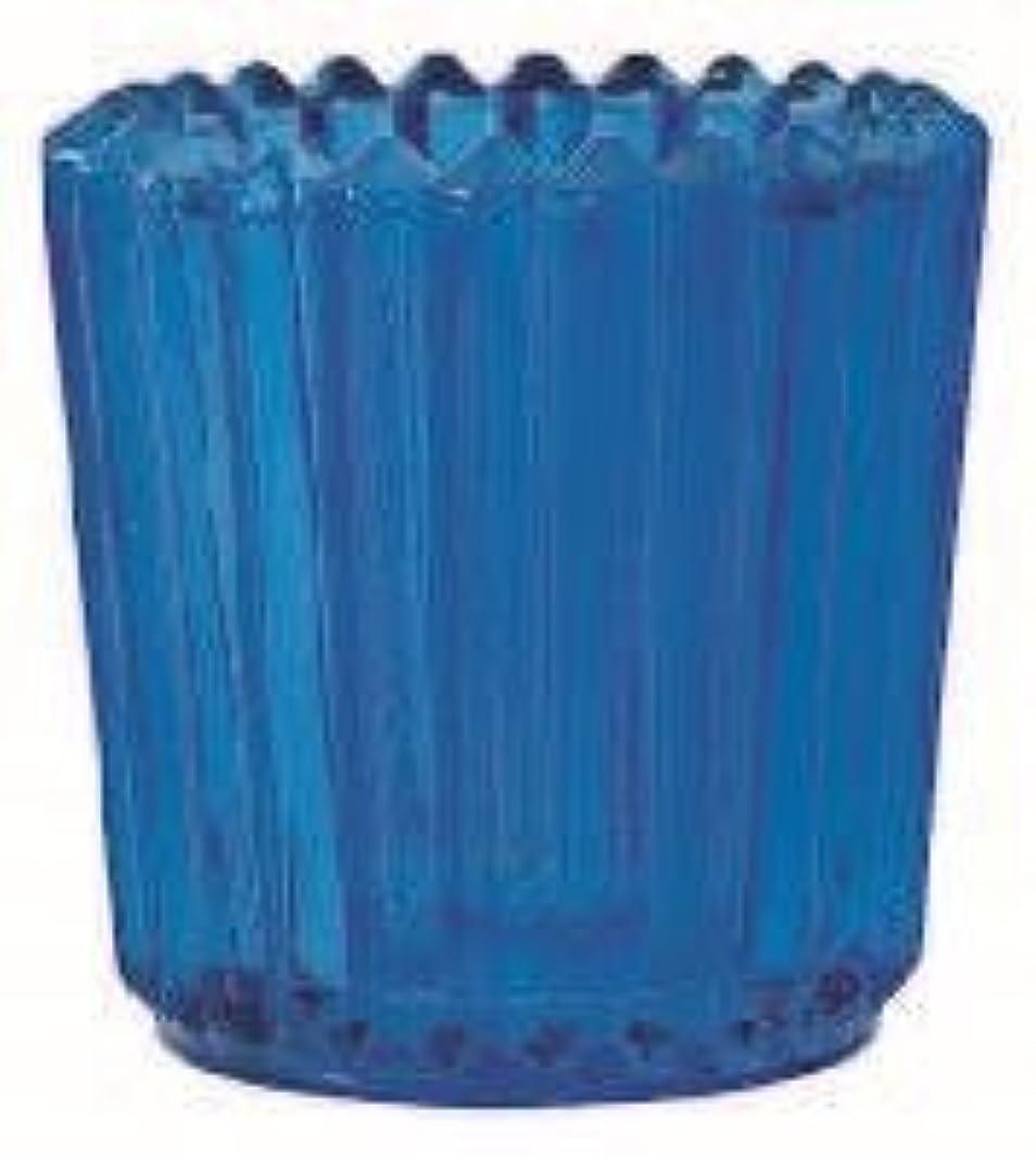式おショッキングカメヤマキャンドル( kameyama candle ) ソレイユ 「 ブルー 」
