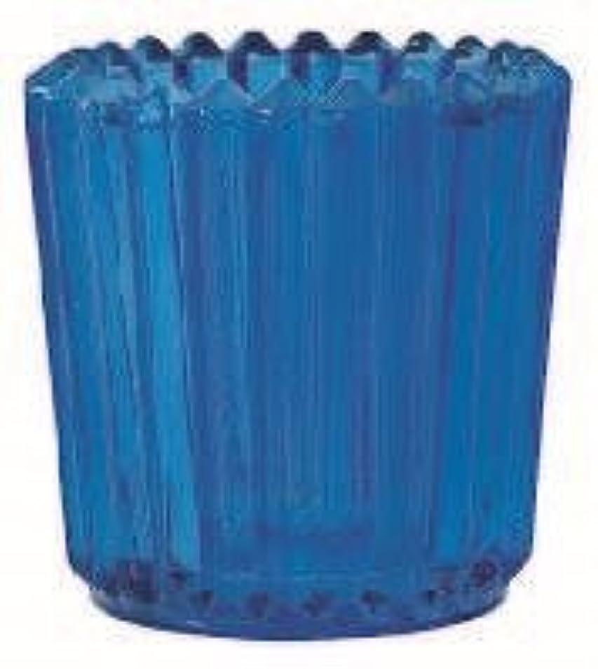 キャンベラ娯楽ディレクトリカメヤマキャンドル( kameyama candle ) ソレイユ 「 ブルー 」