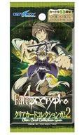 Fate/Apocrypha クリアカードコレクションガム2 初回限定版 16個入りBOX (食玩)