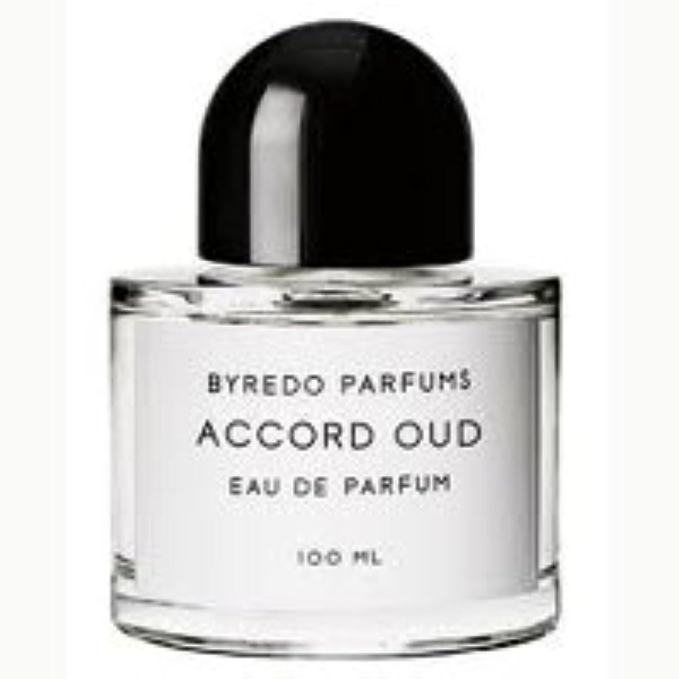 降下中央増加するバレード アコード ウード オードパルファム 50ml BYREDO PARFUMS ACCORD OUD EDP [6076]