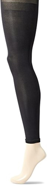 ローズマダム マタニティ レギンス 1558 漆黒 9分丈 UVカット 40デニール M-L ブラック
