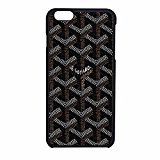 GOYARD Goyard Black Case / Color Black Plastic / Device iPhone 6/6s by Favocase