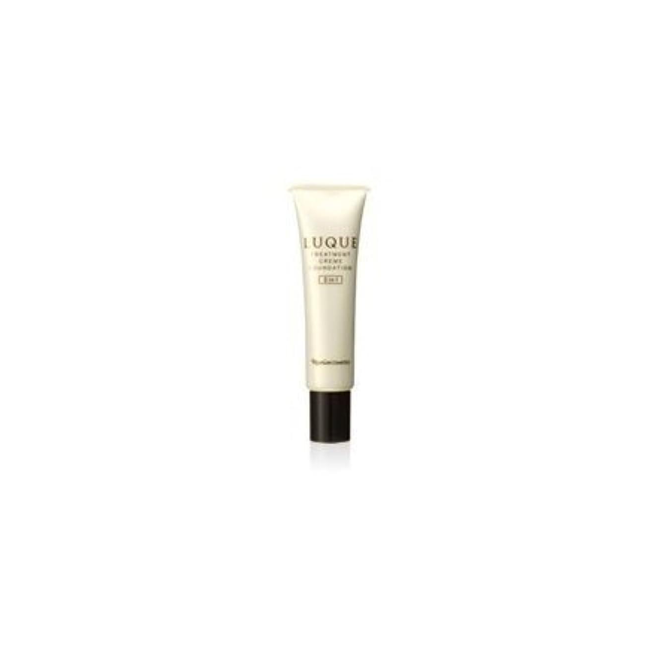潜在的な断線情熱ナリス化粧品ルクエトリートメントクリームファンデーション 25g SPF17 PA++02ナチュラル