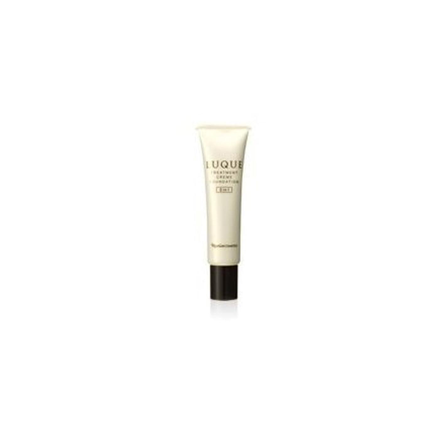 スキームあなたのもの雄弁なナリス化粧品ルクエトリートメントクリームファンデーション 25g SPF17 PA++02ナチュラル