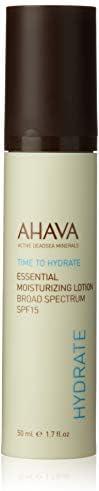 AHAVA Essential Moisturizing Lotion SPF15, 50ml