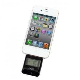 サンコー iPhone4用アルコールチェッカー RAMA12G28