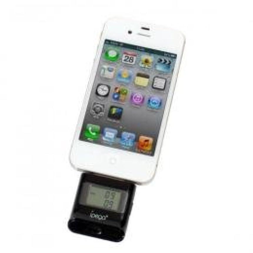 レプリカ描く弱まる生活雑貨 便利iPhone4用アルコールチェッカー RAMA12G28