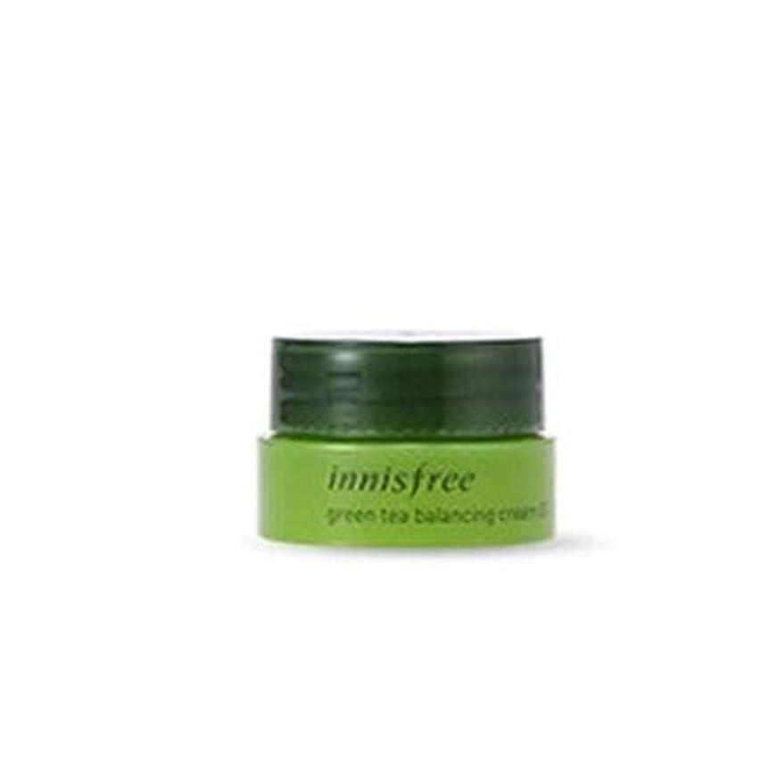 連帯小道陸軍イニスフリーグリーンティーバランシングスキンケアセットの水分ケア韓国コスメ、innisfree Green Tea Balancing Skin Care Set Korean Cosmetics [並行輸入品]