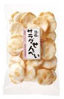 松崎米菓 藻塩サラダせんべい 88g