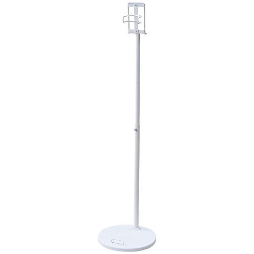 RoomClip商品情報 - 山善(YAMAZEN) クリーナースタンド 掃除機立て ホワイト RCS-30(WH)