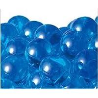 ビー玉 カラーマーブル 17mm ブルー 約200入