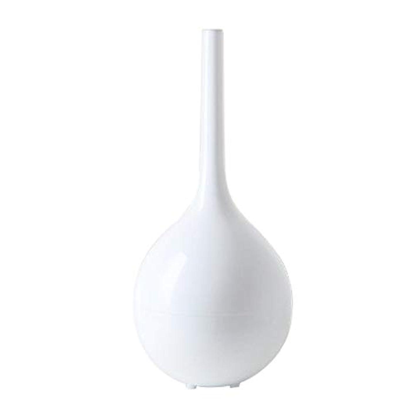 蛾童謡変数超音波加湿器 アロマ 加湿器 1.2L 200ml/h 卓上 大容量 Sophia オフィス 加湿量調節 ホワイト