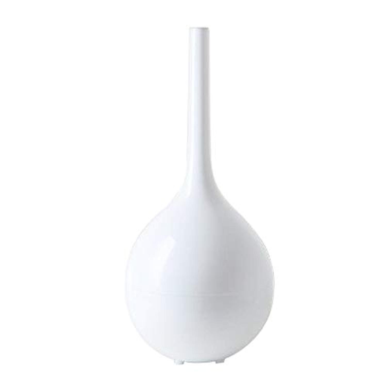 超音波加湿器 アロマ 加湿器 1.2L 200ml/h 卓上 大容量 Sophia オフィス 加湿量調節 ホワイト