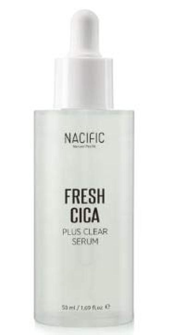 バング牧師放出[NACIFIC] Fresh Cica Plus Clear Serum/フレッシュシカプラスクリアセラム [並行輸入品]