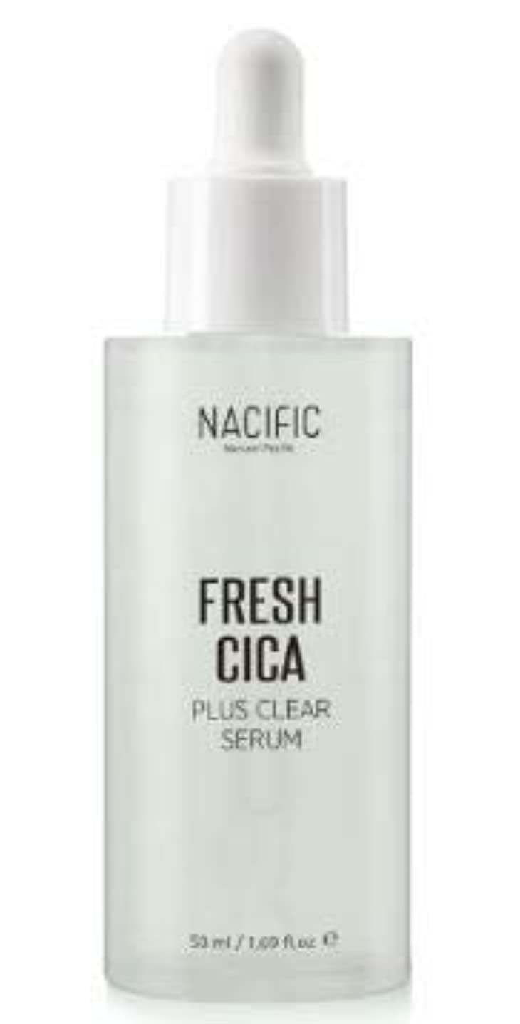 バイオリニストかろうじて組立[NACIFIC] Fresh Cica Plus Clear Serum/フレッシュシカプラスクリアセラム [並行輸入品]