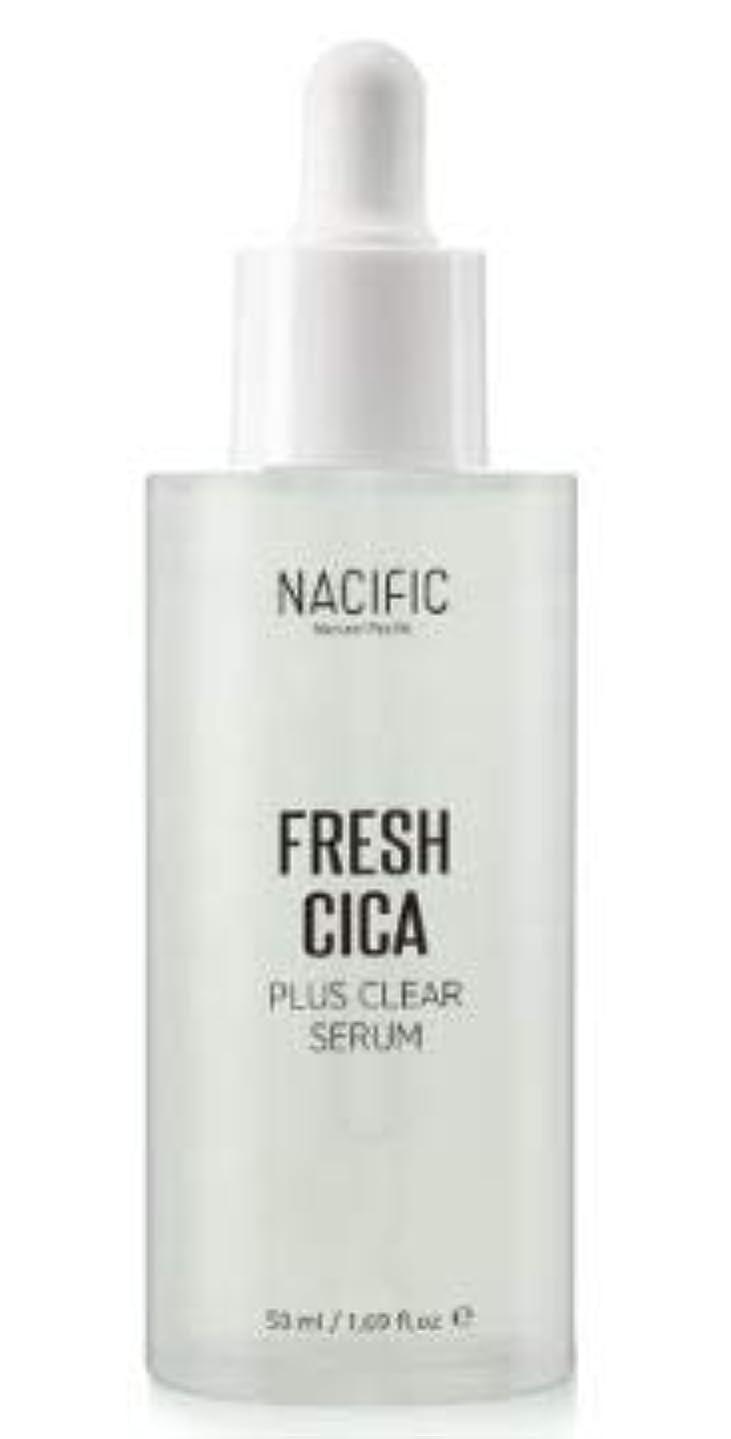句読点姿勢ちょうつがい[NACIFIC] Fresh Cica Plus Clear Serum/フレッシュシカプラスクリアセラム [並行輸入品]