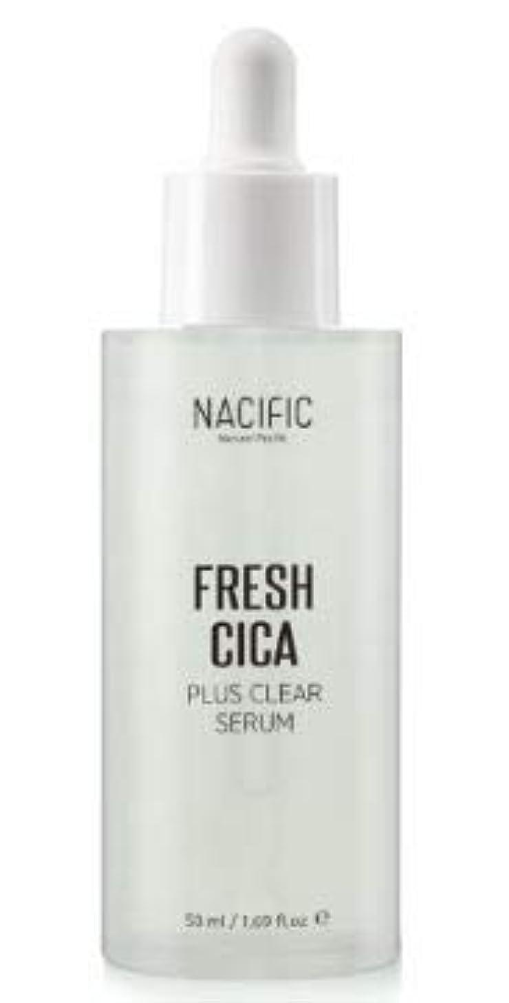 お母さん敬オピエート[NACIFIC] Fresh Cica Plus Clear Serum/フレッシュシカプラスクリアセラム [並行輸入品]