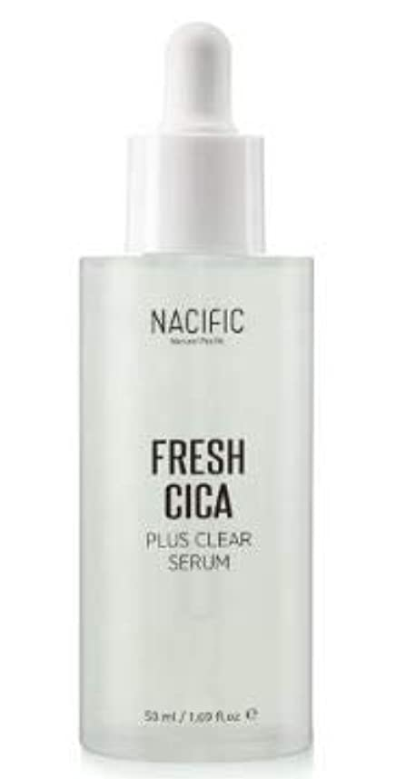 [NACIFIC] Fresh Cica Plus Clear Serum/フレッシュシカプラスクリアセラム [並行輸入品]