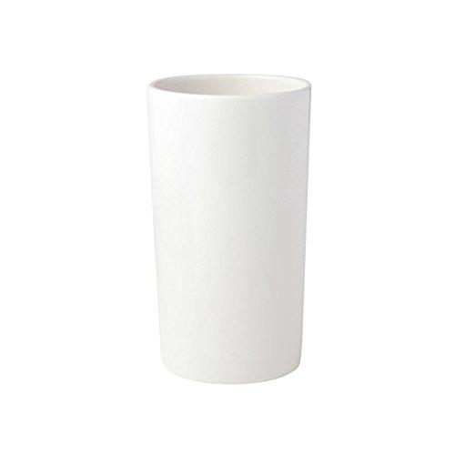 無印良品 磁器ベージュキッチンツールスタンド 約直径9×高さ16cm