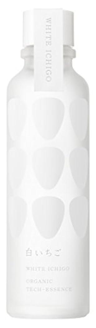 よろめくパスタポータルWHITE ICHIGO(ホワイトイチゴ) オーガニック テック-エッセンス 120mL