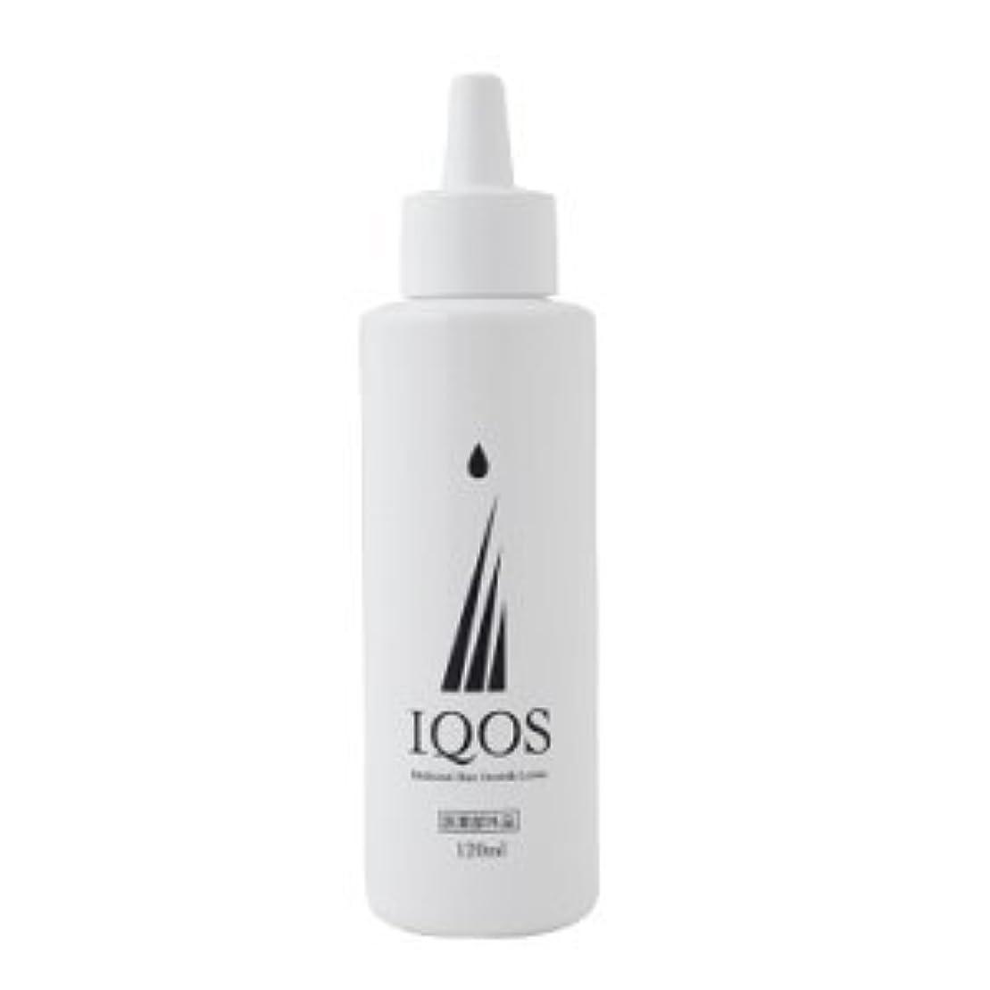 免除する威信信じるM-034を最大級配合 薬用育毛剤 IQOS イクオス 120ml