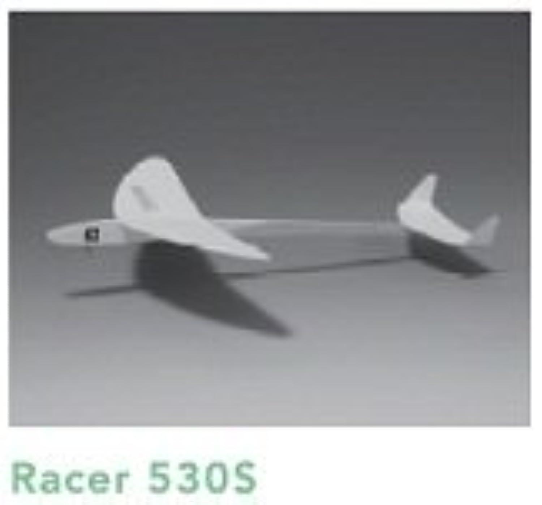 あおぞら【AOZORA】紙飛行機 ホワイトウイングス レーサー530S 2機セット