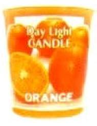 デイライトキャンドル オレンジ OC-DLC-33