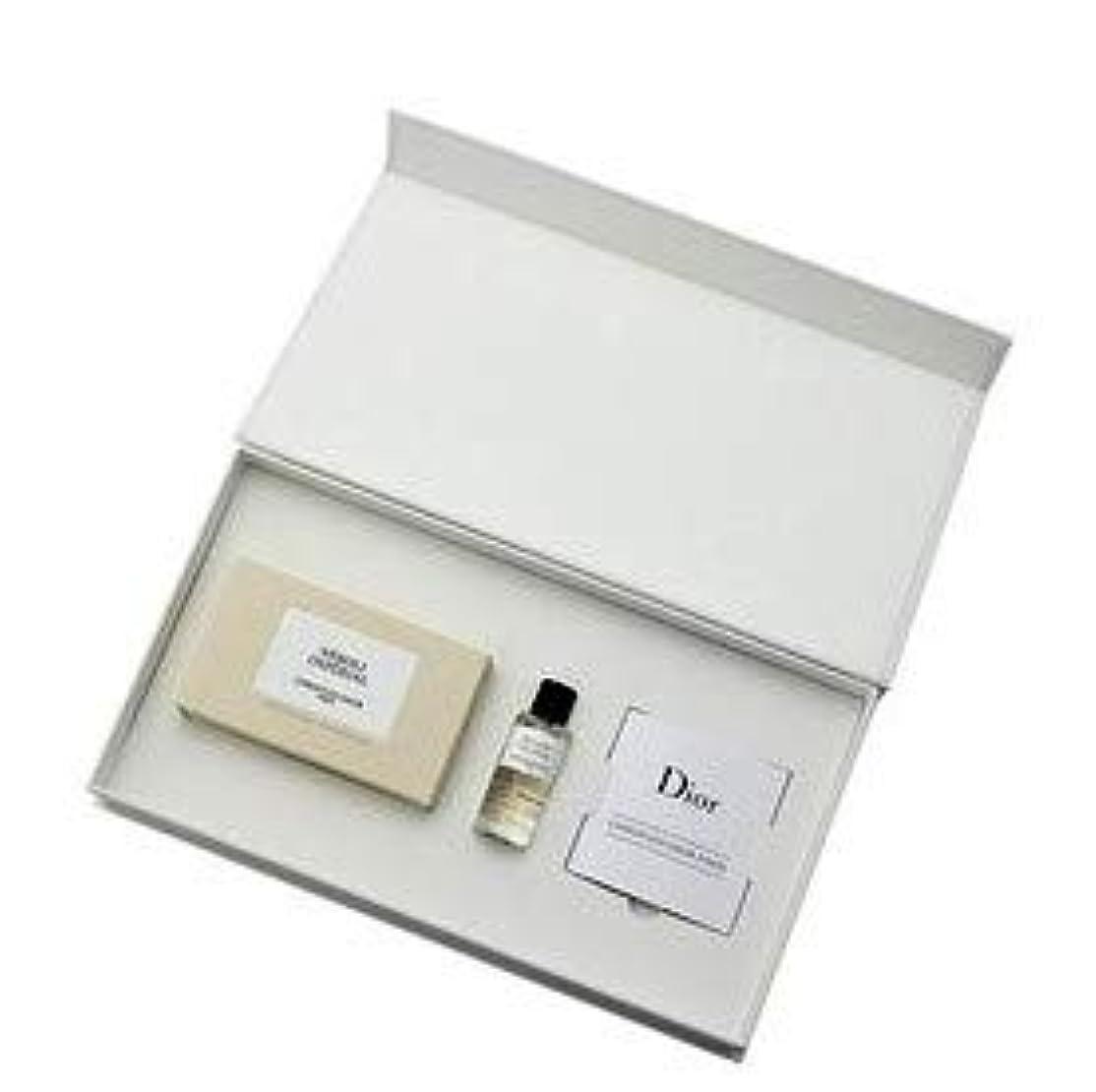 ヒントファーザーファージュ手がかりクリスチャンディオール Dior メゾンクリスチャンディオールラグジュアリーセット 100g 7.5ml