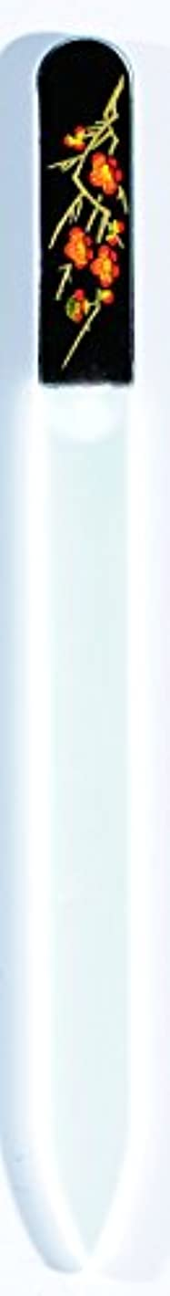従事するトロリー研究所橋本漆芸 ブラジェク製高級爪ヤスリ 二月 梅 OPP
