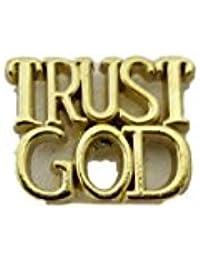 Trust Godラペルピン