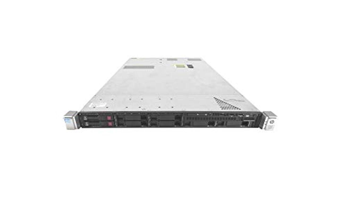 満たすカタログ地平線HP ProLiant dl360p g8 8-bay SFF 1uサーバー、2 x e5 – 2690 8 C 2.9 GHz、512 GB ddr3 , 2 x 480 GB SSD、オンボードRaid、2 x 750 W PSU、NOレール(認定Refurbished)