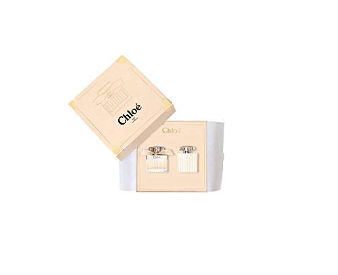 空気バインド寝室を掃除するクロエ オードパルファム ホリデーセット(EDP 50ML+ボディローション 100ML)(並行輸入品)
