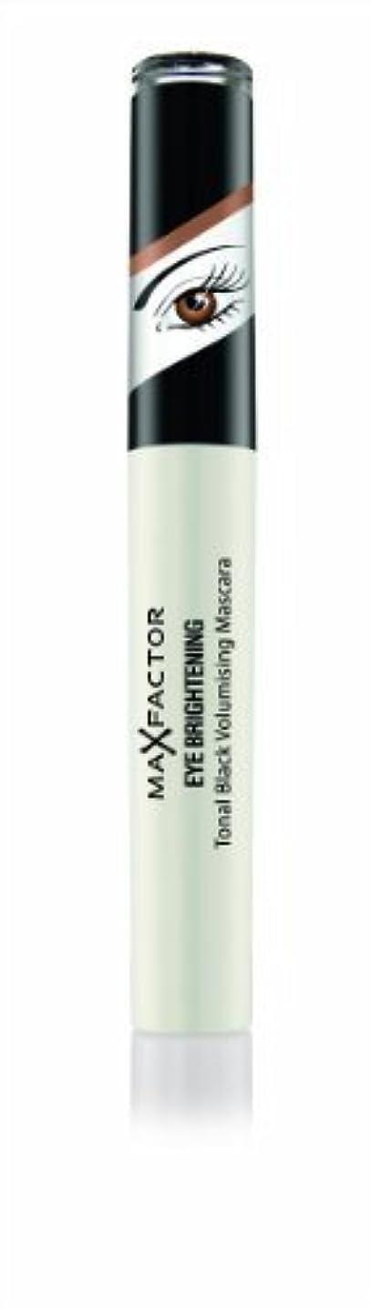 オリエント姉妹ギャザーMax Factor Eye Brightening Tonal Schwarz Prachtauffüller Mascara 7.2 ml (schwarz Perlen, braun Augen) von Unbekannt