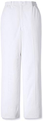 オンワード 白衣 レディスパンツホワイト EL 1枚